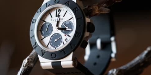 Bvlgari Kembali Hadirkan Jam Tangan Aluminium yang Ikonis