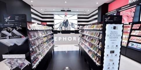 Sephora Membuka Gerai dengan Konsep Baru di Grand Indonesia