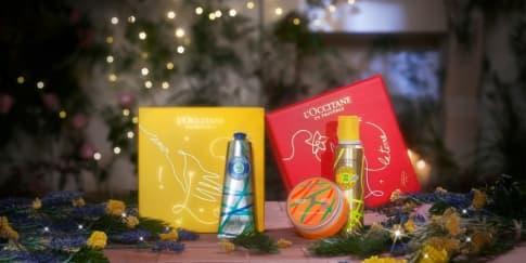 Ide Hadiah Natal & Tahun Baru yang Meriah dari L'Occitane