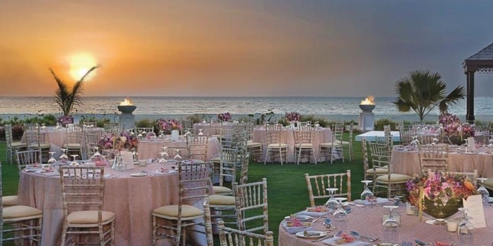 4 Nuansa 'Wedding Venue' Pilihan Kala Menikah di Dubai