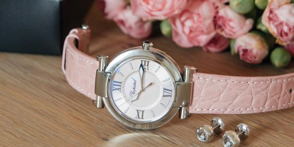 5 Jam Tangan Cantik untuk Dikenakan Pengantin Wanita