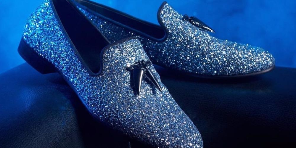 5 Sepatu Penuh Glitter Dengan Harga Ramah untuk Kantong