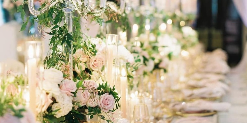 5 Tempat Mencari Inspirasi Dekorasi Resepsi Pernikahan
