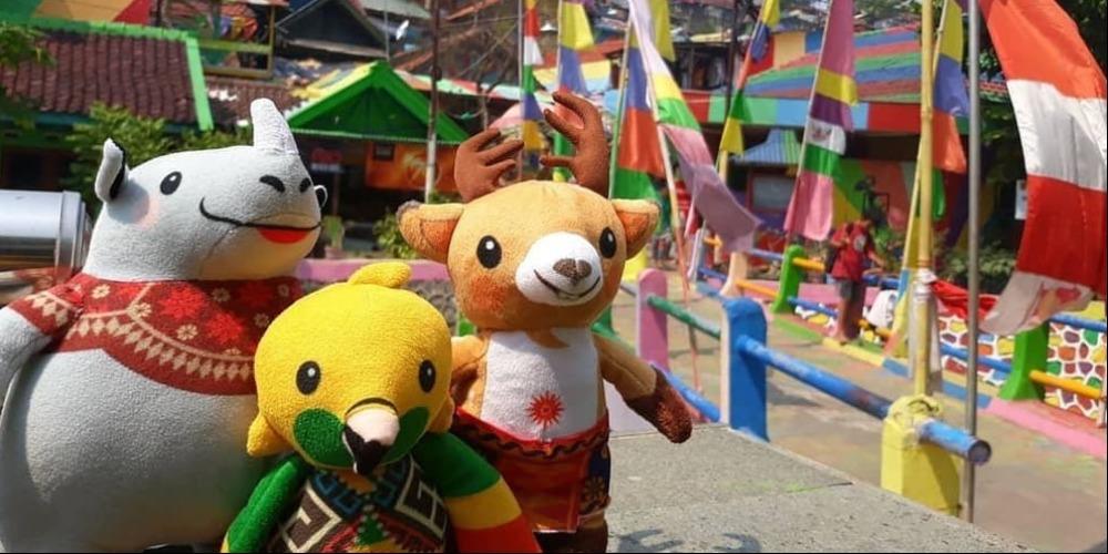 8 Suvenir Asian Games 2018 Wajib Punya