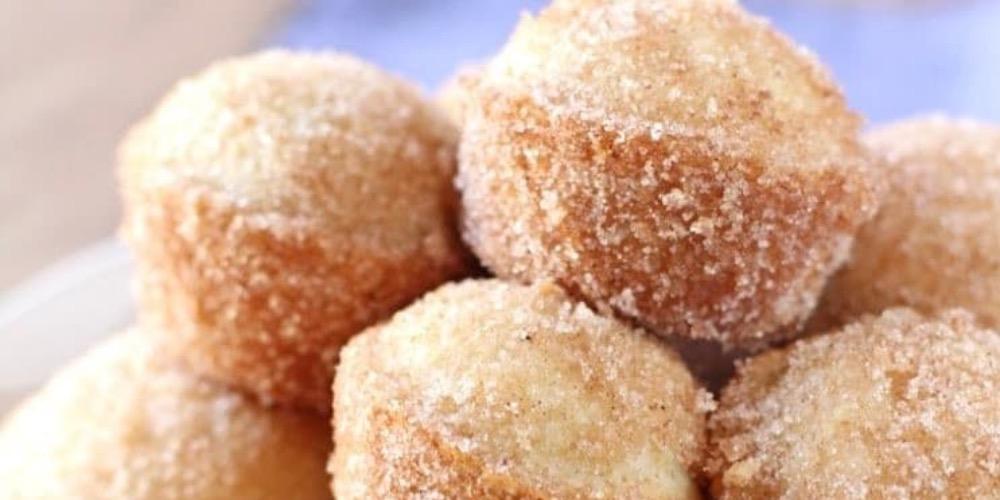 Cara Membuat Donat Muffin untuk Lebaran