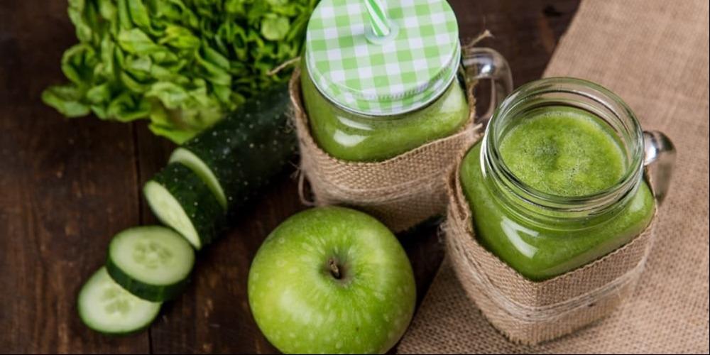 Cara Membuat Green Juice Yang Enak