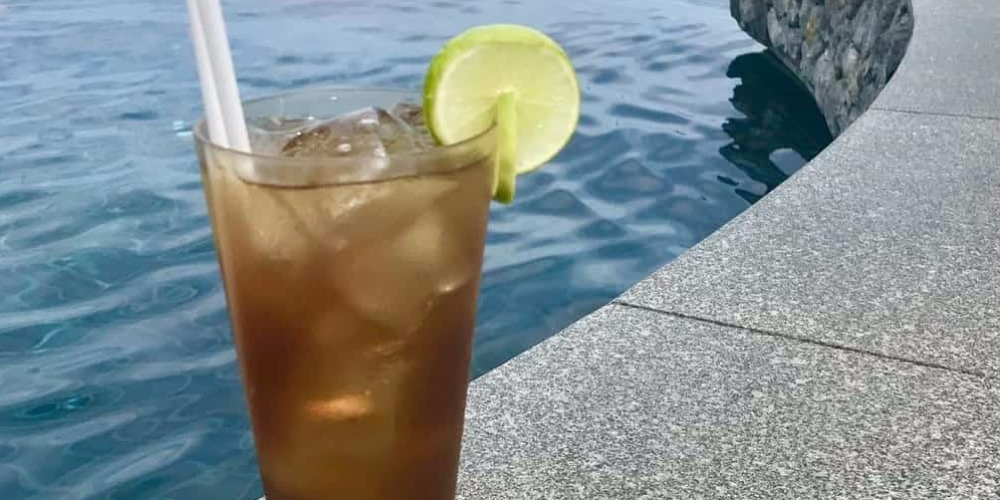 Cara Membuat Koktil Long Island Iced Tea