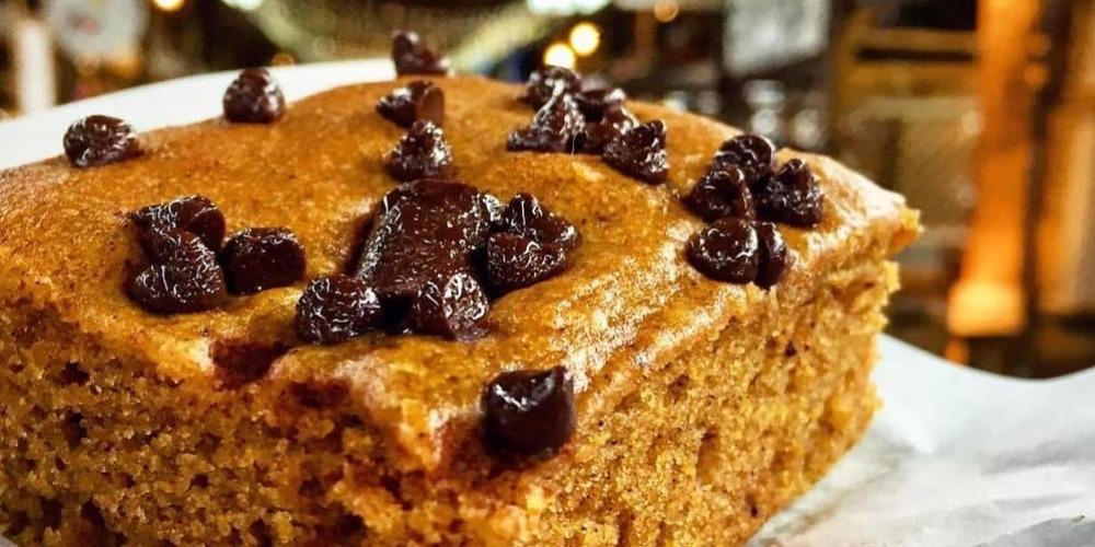 Cara Membuat Kue Labu Dengan Dua Bahan Saja