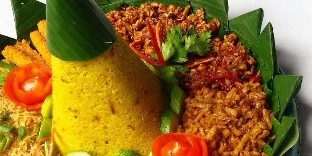 Cara Membuat Nasi Tumpeng untuk Lomba 17 Agustus-an