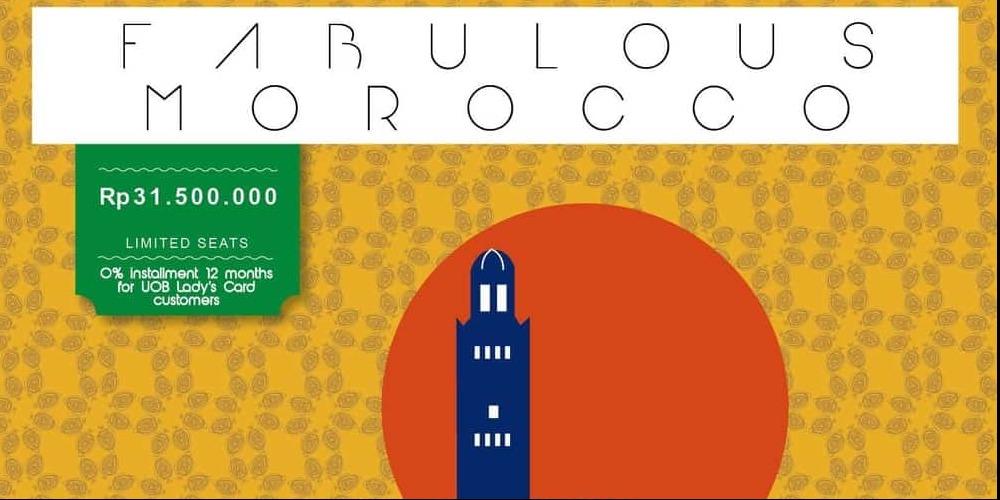 Cara Mendaftar HW Morocco Trip 2018