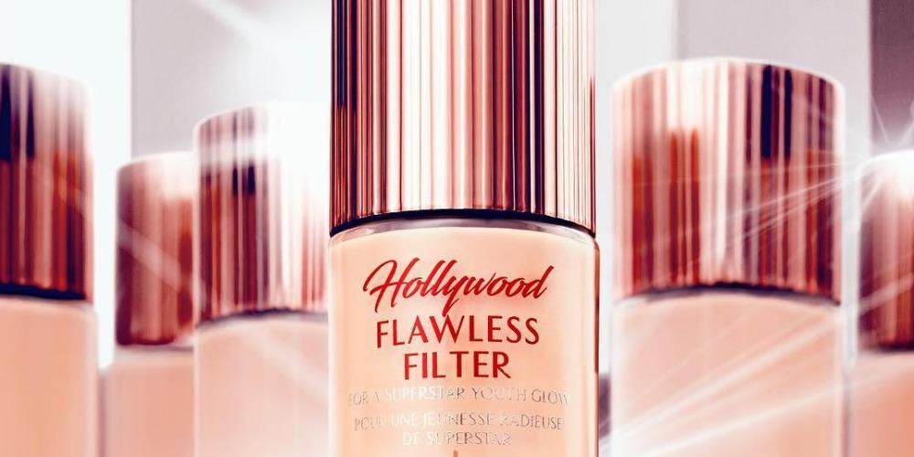 Charlotte Tilbury Hadirkan Hollywood Flawless Filter