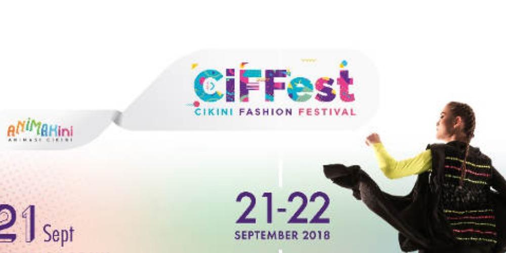 Cikini Fashion Festival 2018