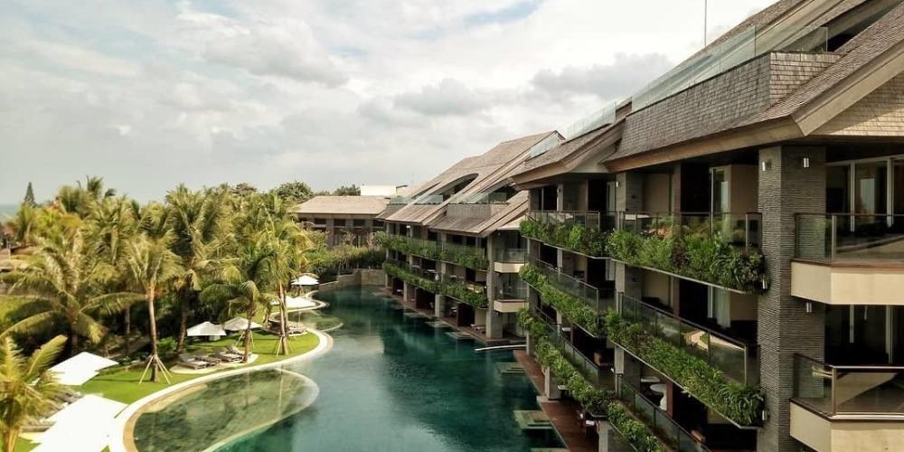 Como Uma Canggu: Hotel Di Bali Dengan Gaya Italia