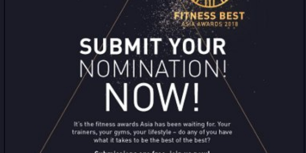 Fitness Best Asia Awards 2018