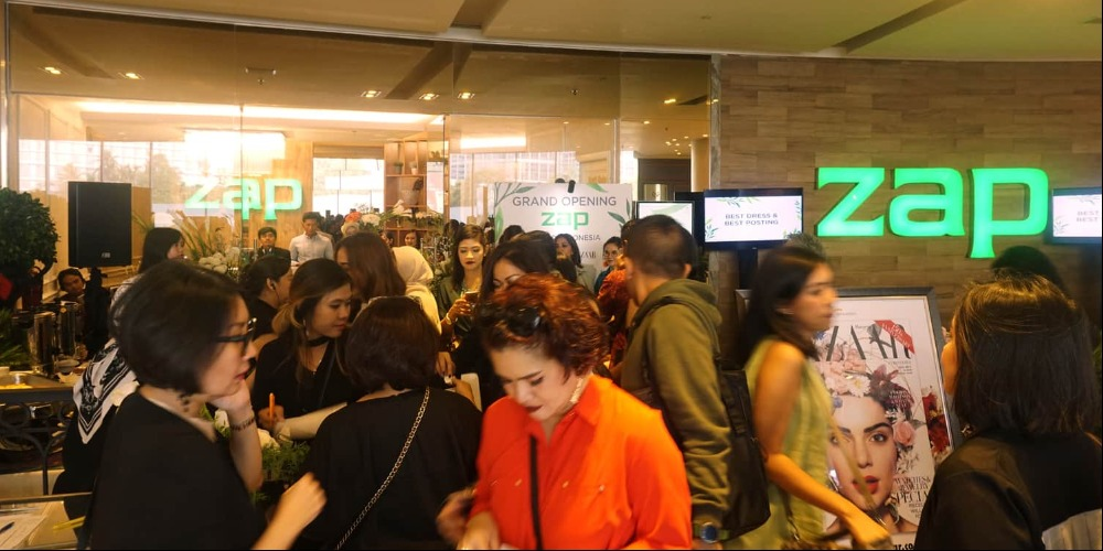 Gerai Premium ZAP Clinic Hadir di Grand Indonesia