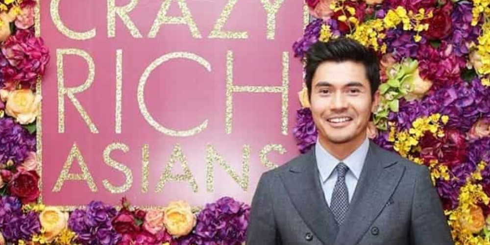 Henry Golding, Si 'Pangeran' Tampan 'Crazy Rich Asians'