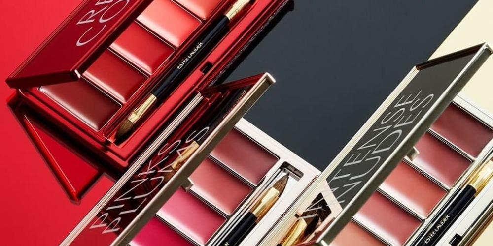 Ini Dia Palet Bibir Edisi Terbatas Dari Estee Lauder