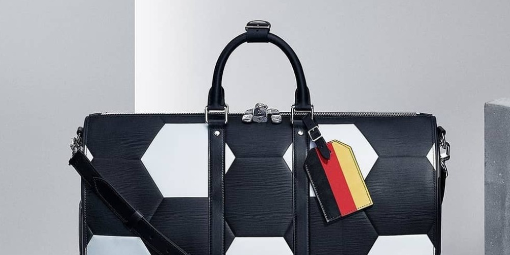 Intip Koleksi Kapsul FIFA World Cup Louis Vuitton