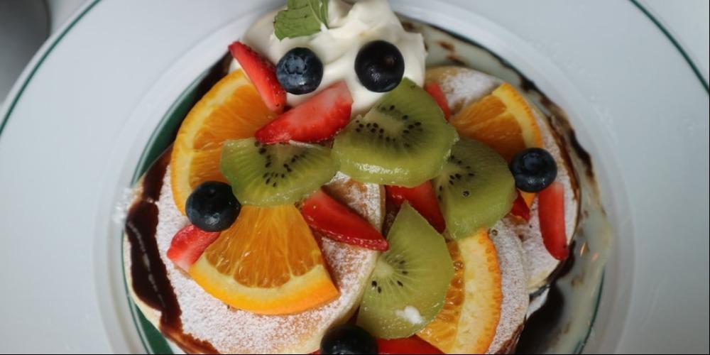 Mencicipi 5 Pancake Khas Jepang di Gram Cafe & Pancake