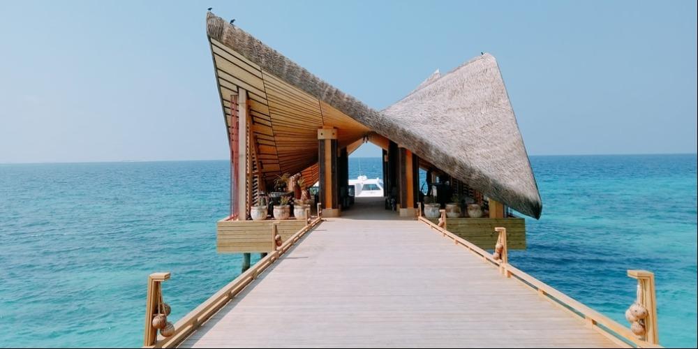 Menyusuri Joali, Resor Terbaru di Maladewa