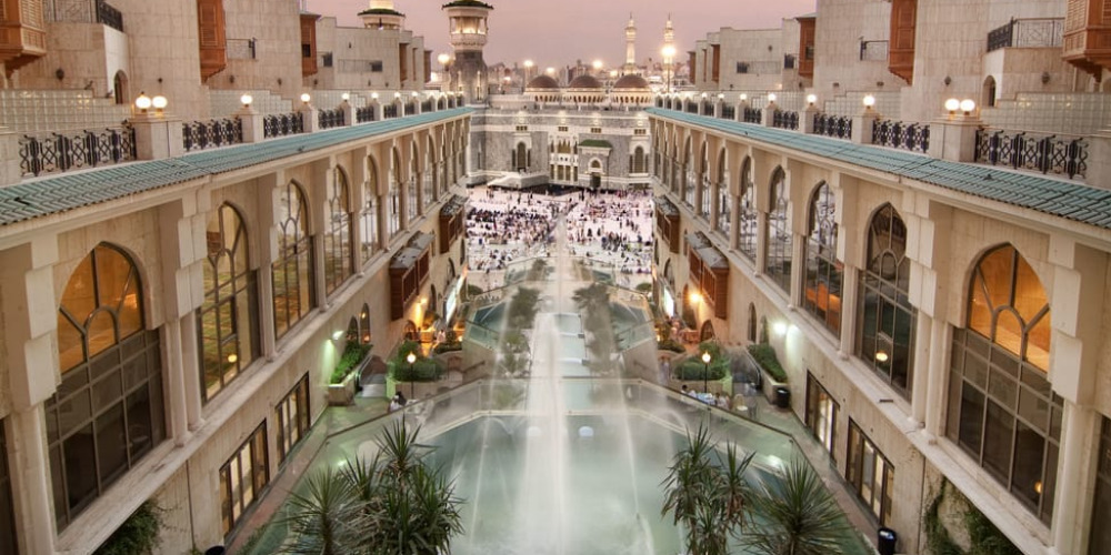 Millennium memperluas operasinya di Makkah