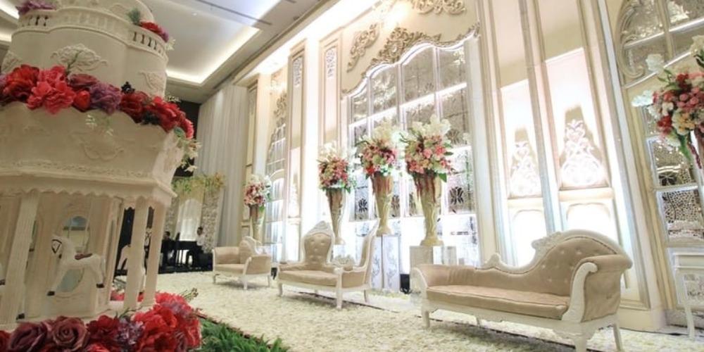Nuansa Baru Golden Ballroom Hotel Sultan Jakarta