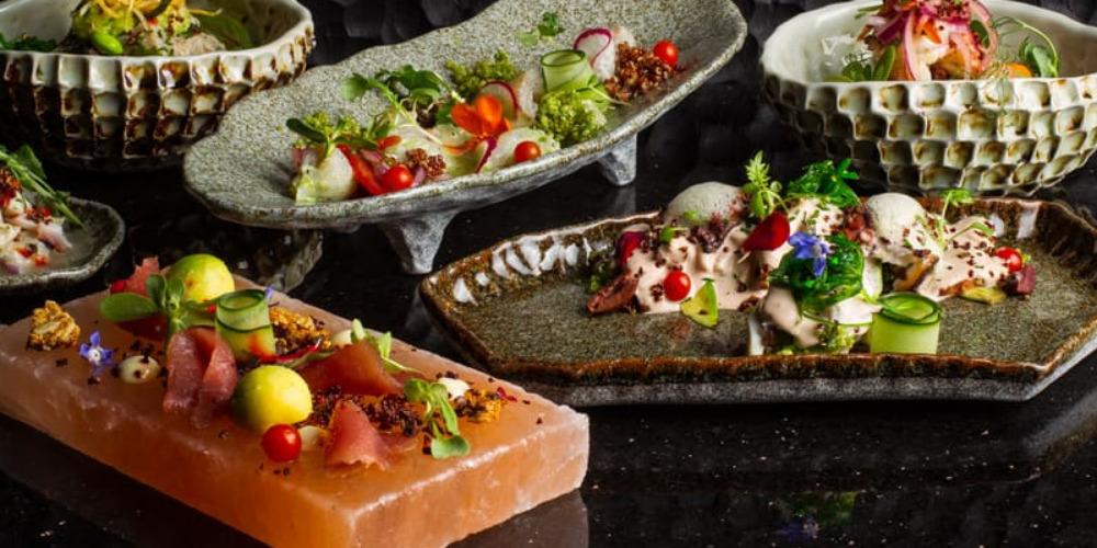 Opening restoran fusi Peru di Seminyak