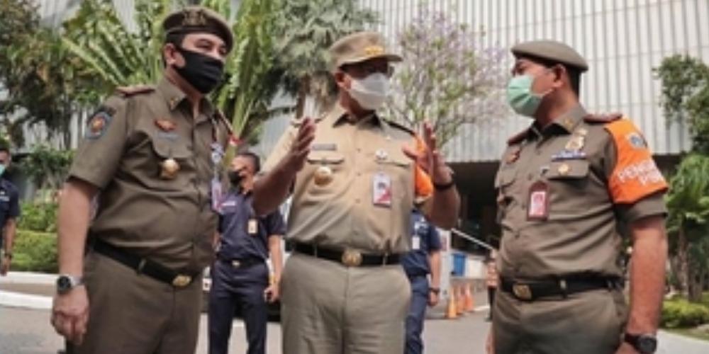 Pemprov DKI Jakarta Perpanjang Masa PSBB