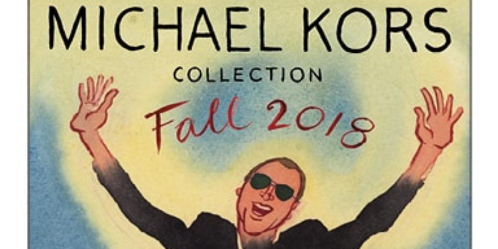 Peragaan Busana Michael Kors Koleksi Fall 2018