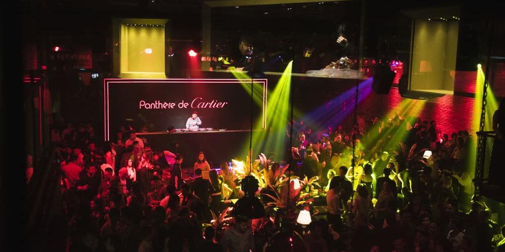Pesta Panthere de Cartier di Jakarta