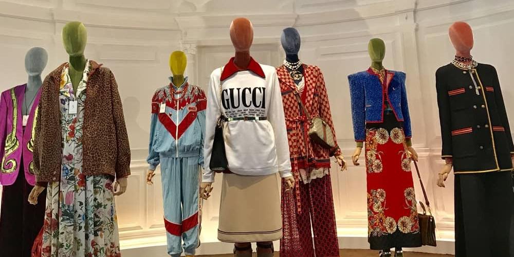 Presentasi Gucci Spring/Summer 2018 di Singapura