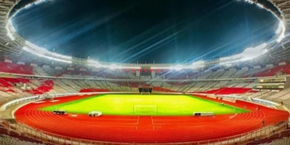 Riuh Asian Games, dari Pameran hingga Video Laser Monas