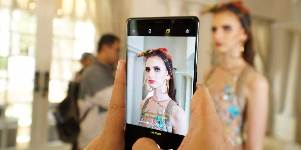 Samsung Adakan Workshop Fotografi Dengan Galaxy Note8