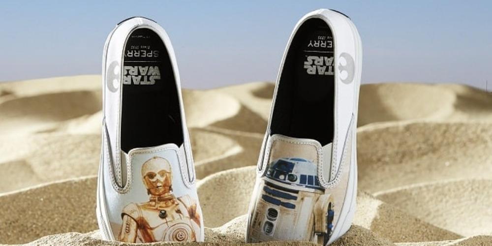 Sperry Hadirkan Koleksi Sepatu Star Wars