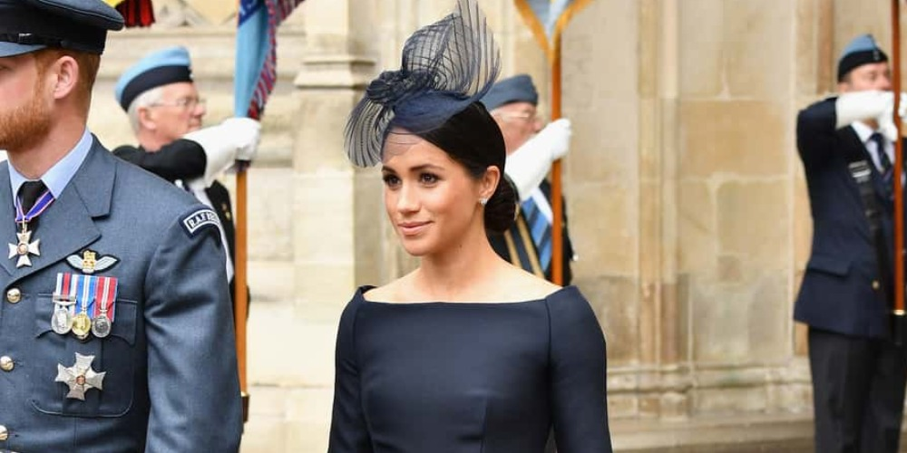 Spotted: Meghan Markle Mengenakan Dior