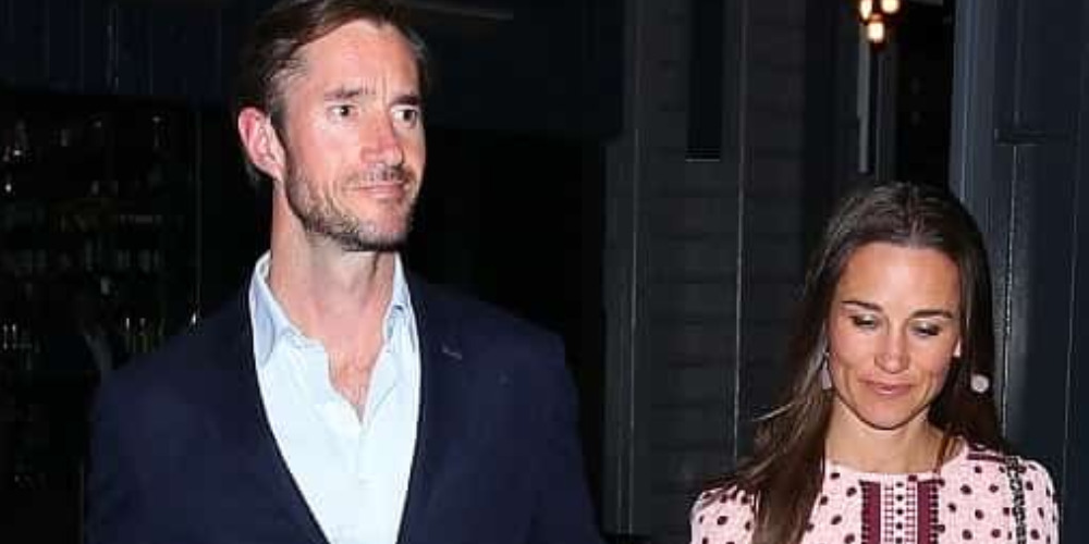 Spotted: Pippa Middleton Mengenakan Kate Spade