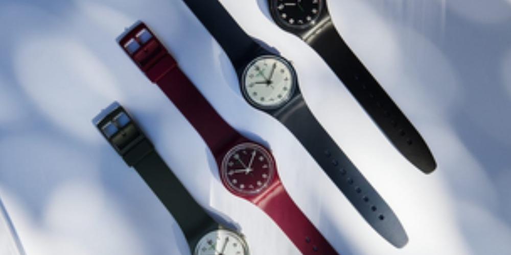 Swatch Hadirkan Jam Tangan dengan Sentuhan Alam