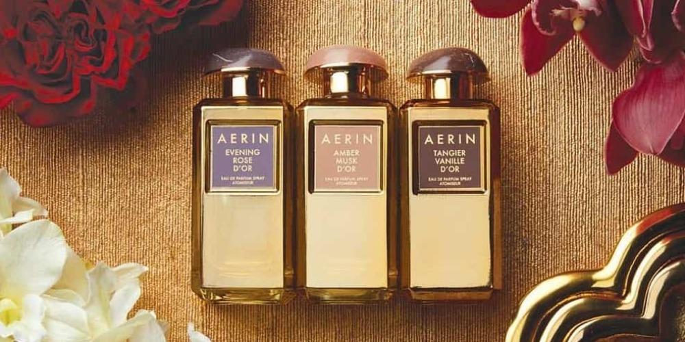 Tampilan Baru Tiga Parfum Aerin Estee Lauder