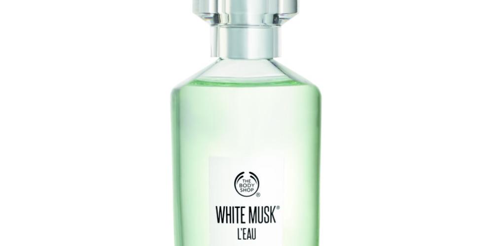 The Body Shop Luncurkan Parfum White Musk L'Eau