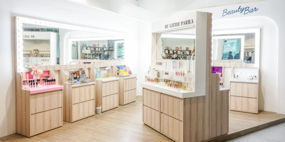 The Goods Dept Luncurkan Beauty Bar Gaet 10 Brand Lokal