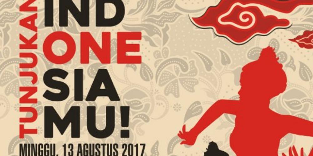 Tunjukan Indonesiamu