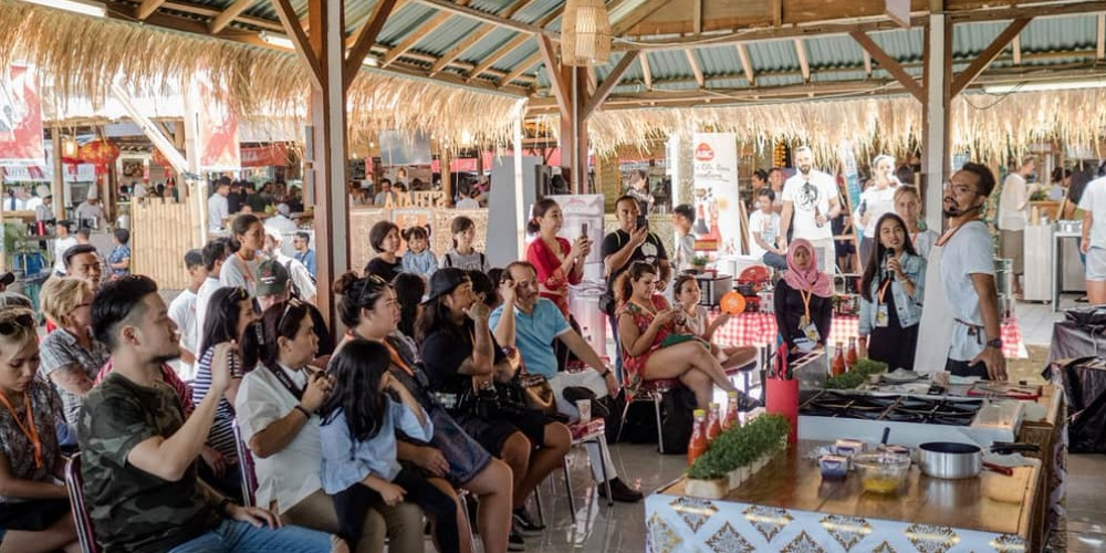 Ubud Food Festival 2018: Lebih Dari Sekadar Kulineran