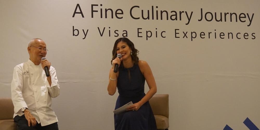 Visa Epic Experiences, Pengalaman Makan Epik dari Visa