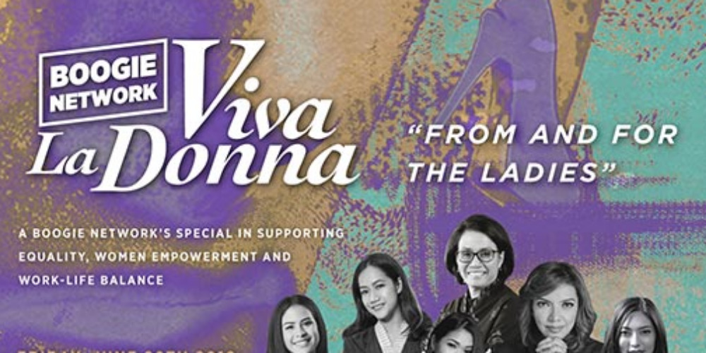 Viva La Donna - For And From The Ladies