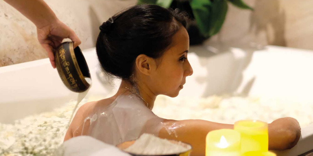 Voucher Spa di Chi, The Spa, Shangri-La Hotel Jakarta