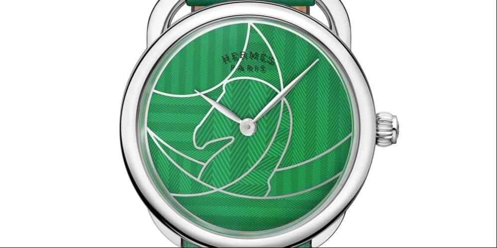 Wajib Punya: Jam Tangan Arceau Casaque Dari Hermes