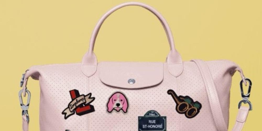 Wajib Punya: Tas Le Pliage Cuir Pin Dari Longchamp