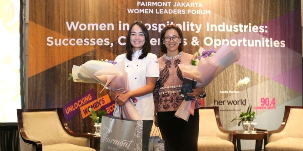 'Women Leaders Forum': Perempuan di Industri Perhotelan