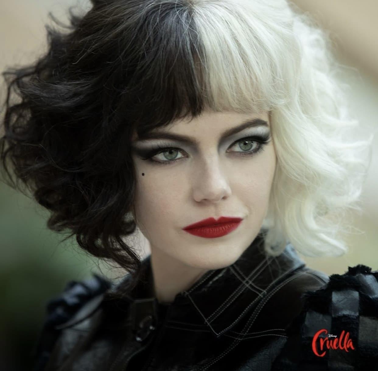 Jadi Penjahat, Emma Stone Tampil Garang Di Trailer Cruella