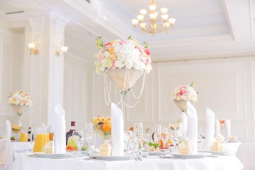 Tips Mengadakan Pernikahan Seated Dinner